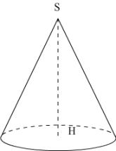 cone-revolution