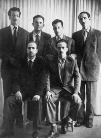 قادة الثورة الجزائرية