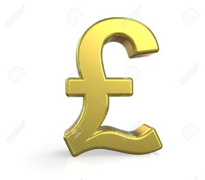 11966622-3D-British-Pound-symbol-Gold-Ground-reflection--Stock-Photo-pound-sign-sterling